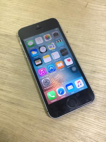 iphone 5s 64gb grey FU fullset ex inter like new bisa COD