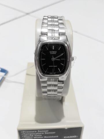 Jam tangan wanita cewek Original LTP-1169D-1ARDF-1330 promo MURAH