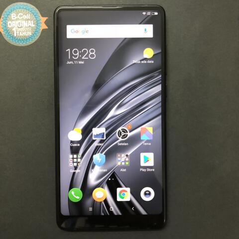 Xiaomi mi mix 2 Black ceramic 6/64GB Super Mulus like new fullset Original