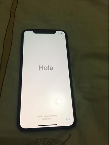 IPhone x 256 lock i Cloud Lost hello
