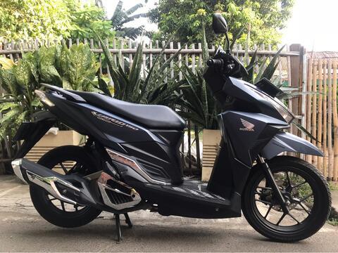 "Honda Vario 150 ISS Remote Th""2017 B.DKI Pjk Pjg 1 Thn KM Rendah"
