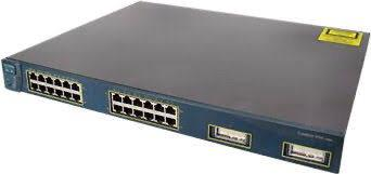 Cisco Switch Catalyst 3550 24 port (non poe)