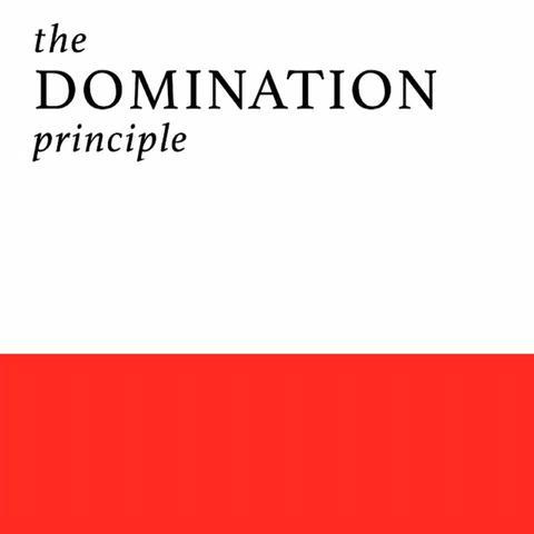 Michael Haines - The Domination Principle [eBook]