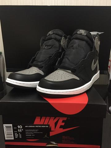 "Air Jordan Retro OG High "" Shadow """