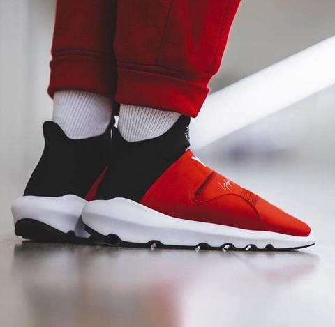 "Adidas Y-3 Suberou ""Red Core White"""