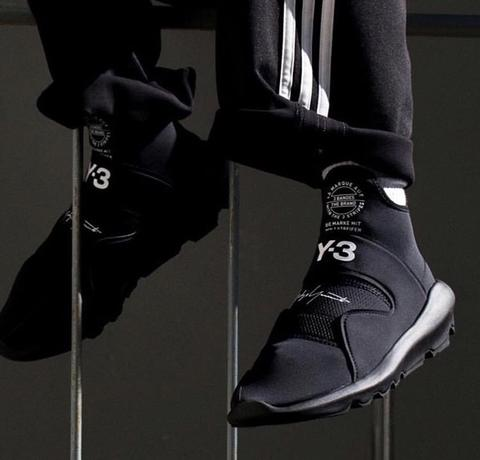 "Adidas Y-3 Suberou ""Black Core White"""