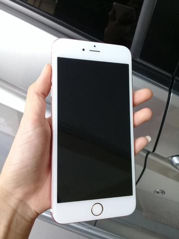 Terjual Jual iPhone 6S Plus 16GB Warna Rosegold  b100300b83