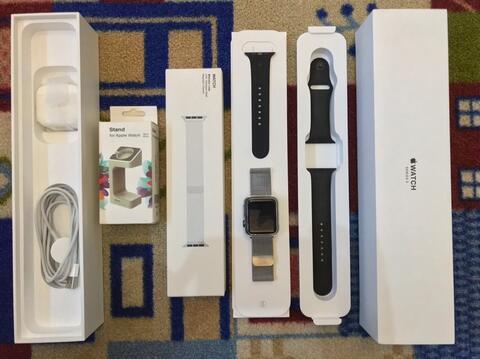 Apple Watch Iwatch Series 3 42mm BONUS