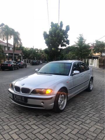 BMW 318i e46 Facelift 2002 n42 SILVER METALIK GOOD CONDITION