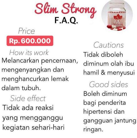 Slim Fast Strong Beauty Product