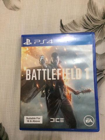 BD PS4 BattleField 1
