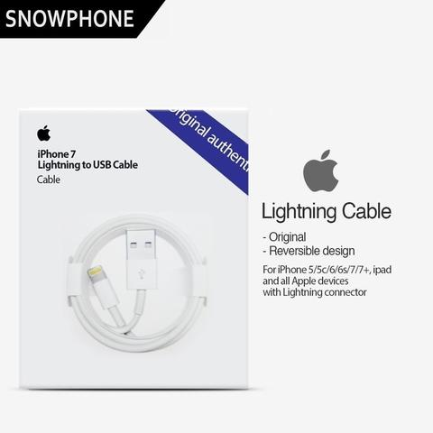 Kable Data / Lighting Cable Original 100% for iPhone iPad iPod