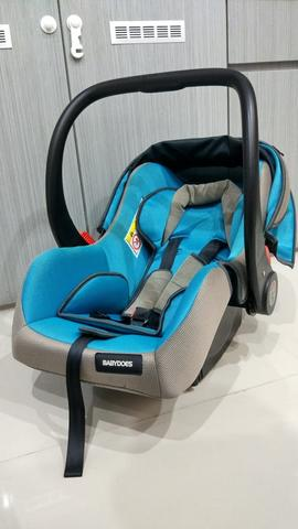 Baby Does Car Seat