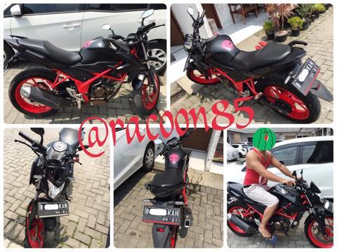 Honda CB150R Murah