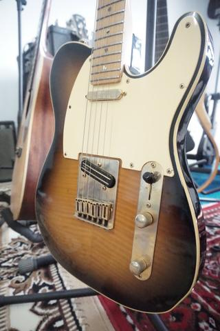 telecaster RK crafted in japan 2002