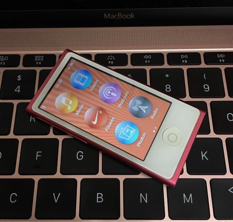 iPod Nano 7 16GB Pink Normal Siap Pakai (Malang) (Surabaya)