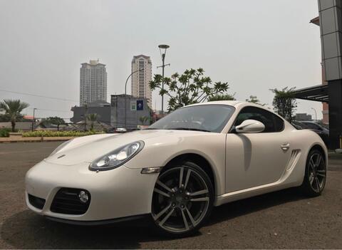 Porsche Cayman 2.9 PDK ATPM 2011