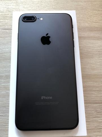 iPhone 7+ Plus 128GB Black Fullset