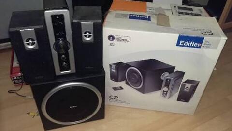 wts edifier speaker c2 second