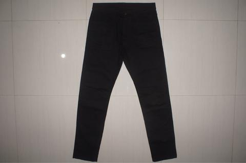 UNIQLO Black Skinny Fit Stretch Denim Jeans