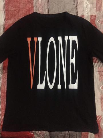 Vlone Reversible Long Sleeve T-Shirt (not off white gucci givenchy marcelo burlon)