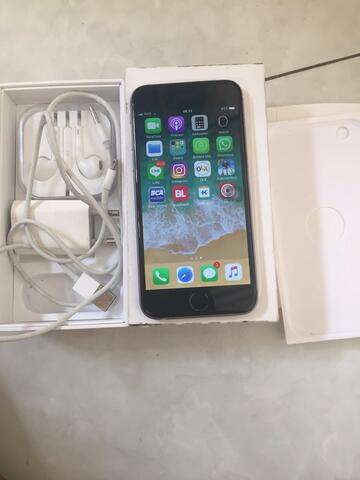 iphone 6 16gb spacegrey
