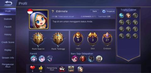 aacount mobile legend