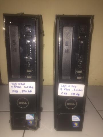CPU Dell vostro 230 slim