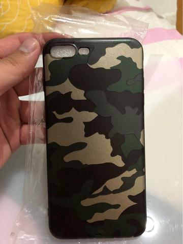 Army case iPhone 8 plus new