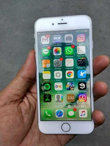 IPHONE 6 16 giga second murah