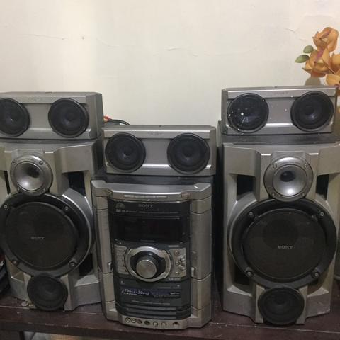 Sound system Sony MHC-GN900