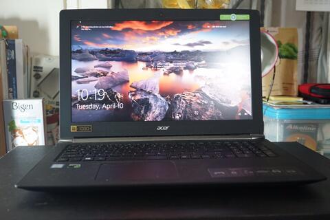 Acer V15-Nitro 592G Black Edition