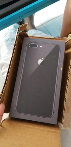 Iphone 8 Plus Black 256 Gb