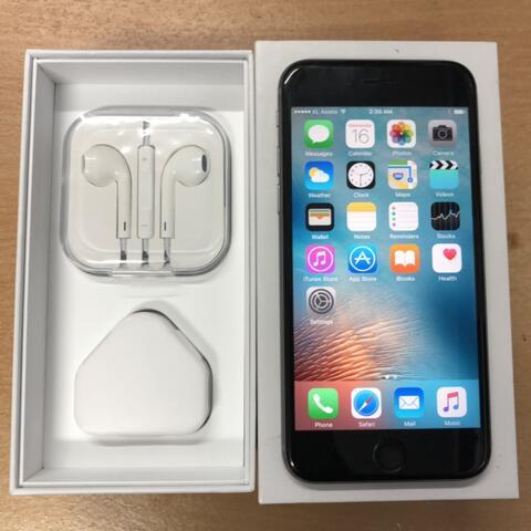 iPhone 6s 64GB 99% mulusss ios 9 jailbreakable full Original ZP/A