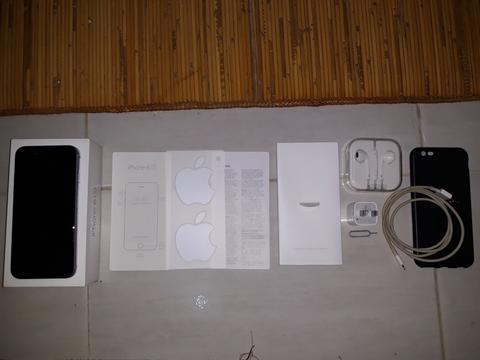Di jual Iphone 6s Space Grey 16 Gb Ex Us apa adanya