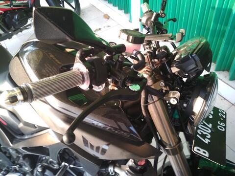 Yamaha MT 25 2017 Full Modifikasi