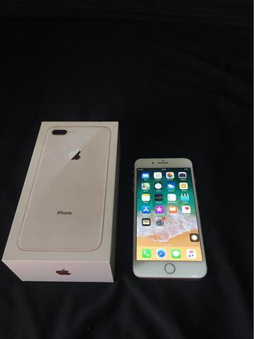 Terjual iphone 8 plus 256gb gold masih garansi resmi  01c4469572