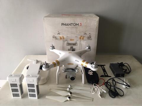 DJI PHANTOM 3 PROFESSIONAL drone 4K camera