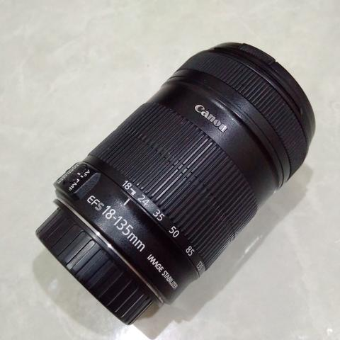 [CAKIM] WTS lensa Canon EF-S 18-135mm IS mulus murah