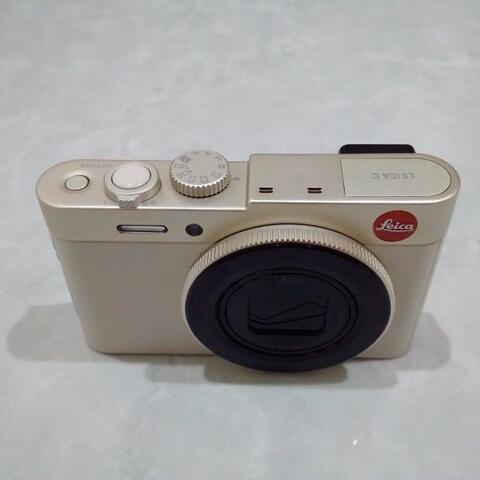[CAKIM] WTS Leica C typ 112 Gold mulus garansi januari 2019
