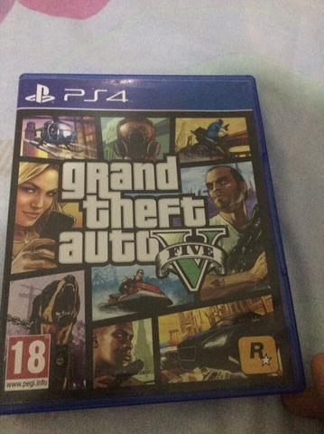 GTA V PS4 Reg 3