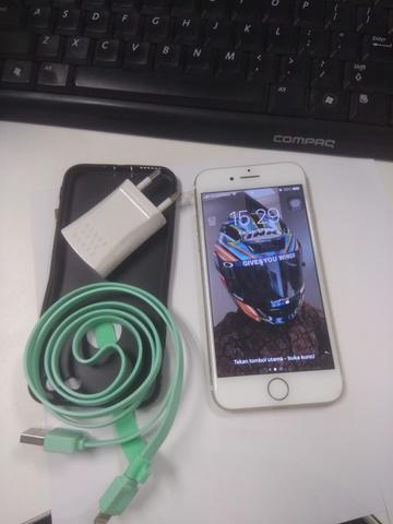 iPhone 7 128gb Gold Murah