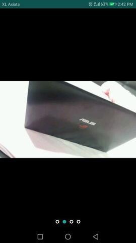 ASUS ROG G501 VW 2nd Mulus laptop gaming
