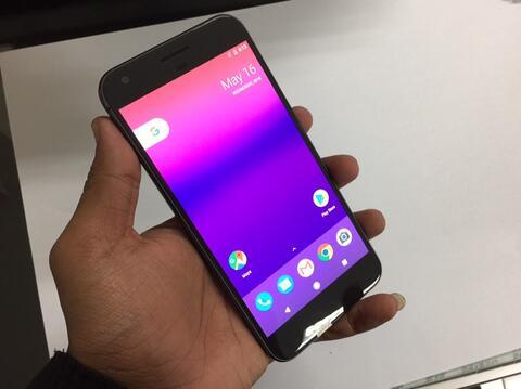 [BONDZE] Google Pixel XL 5.5inch Black Mulus LANCAR MURAH [COD BANDUNG]