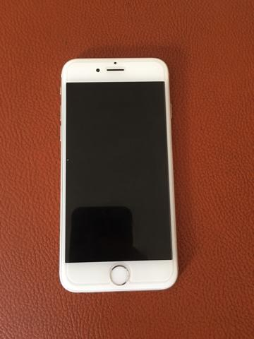 iPhone 6 16gb silver mulusssssssss