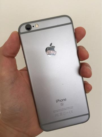 FS iPhone 6s 128 GB space grey