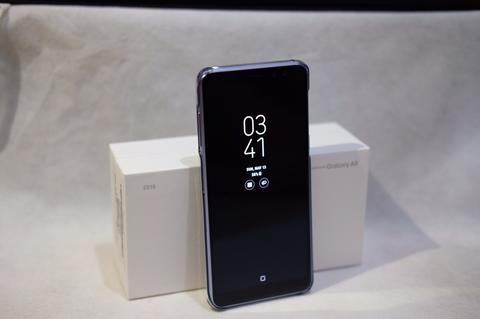 Samsung Galaxy A8 belum ada sebulan