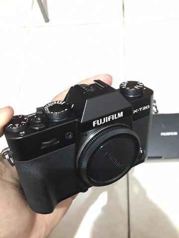 Fujifilm XT-20 & Fujinon 35 mm f 2