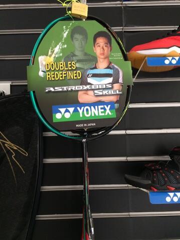 Yonex Astrox 88S Dan Astrox 88S