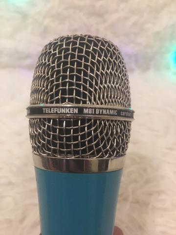mic cable dynamic telefunken M81